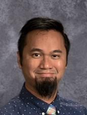 Jerson Malaguit : Vice Principal Student Life