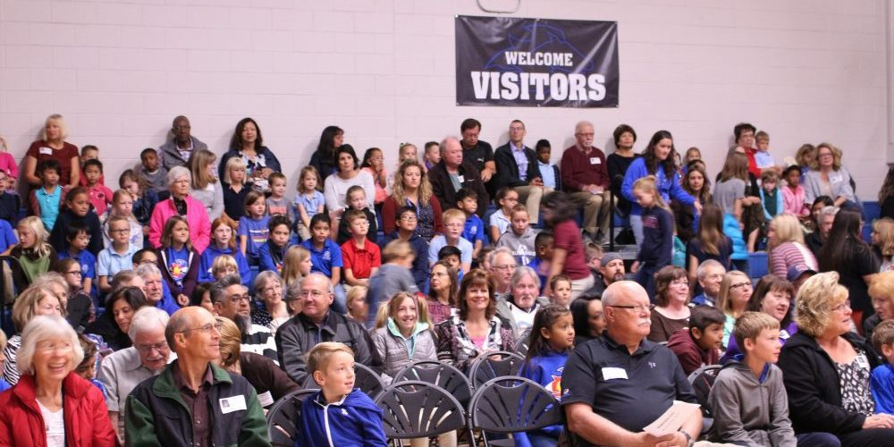 Grandparent's Day a Great Success!