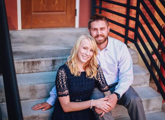 Kyle Berg and Rebecca O'Hare Join Team MHA