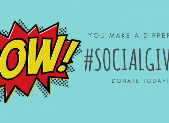 December is About #SocialGiving