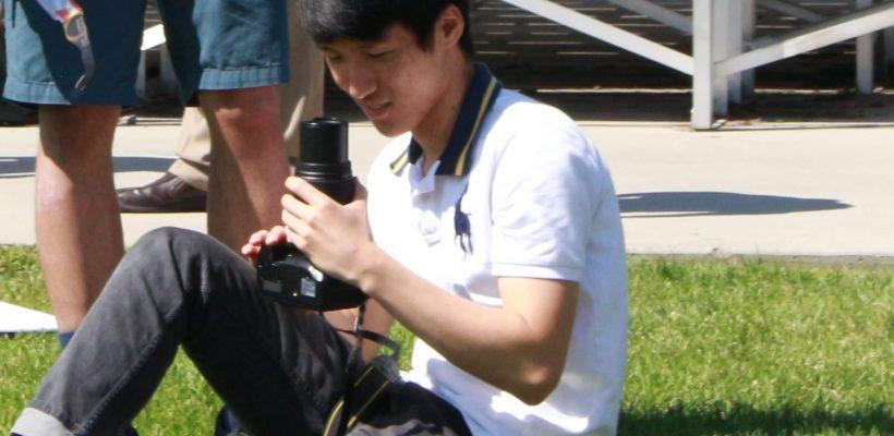 Shinu Lee Wins Photography Contest