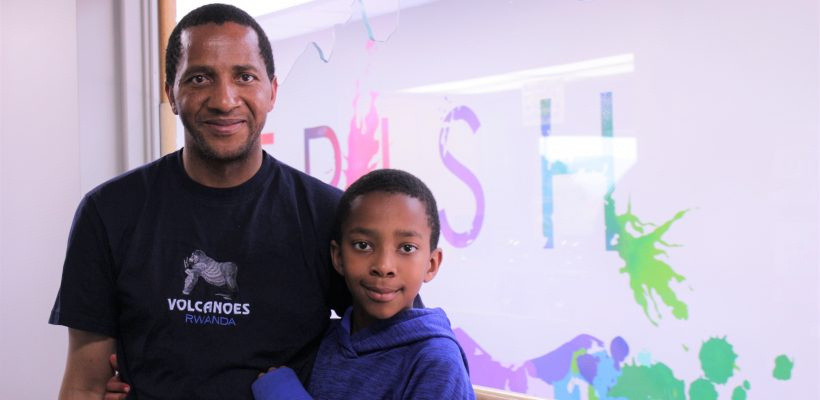 Volunteer Profile – Emmanuel Makizimana
