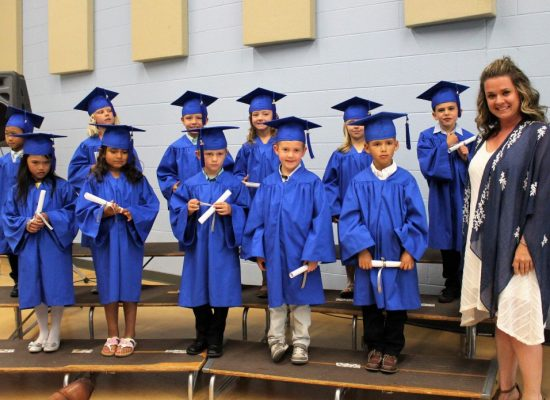 Kindergarten Graduation 2018