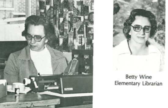 Tribute to a Friend and Colleague – Mrs. Betty Wine