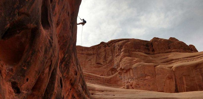 Upper School Students Learn in Moab, UT