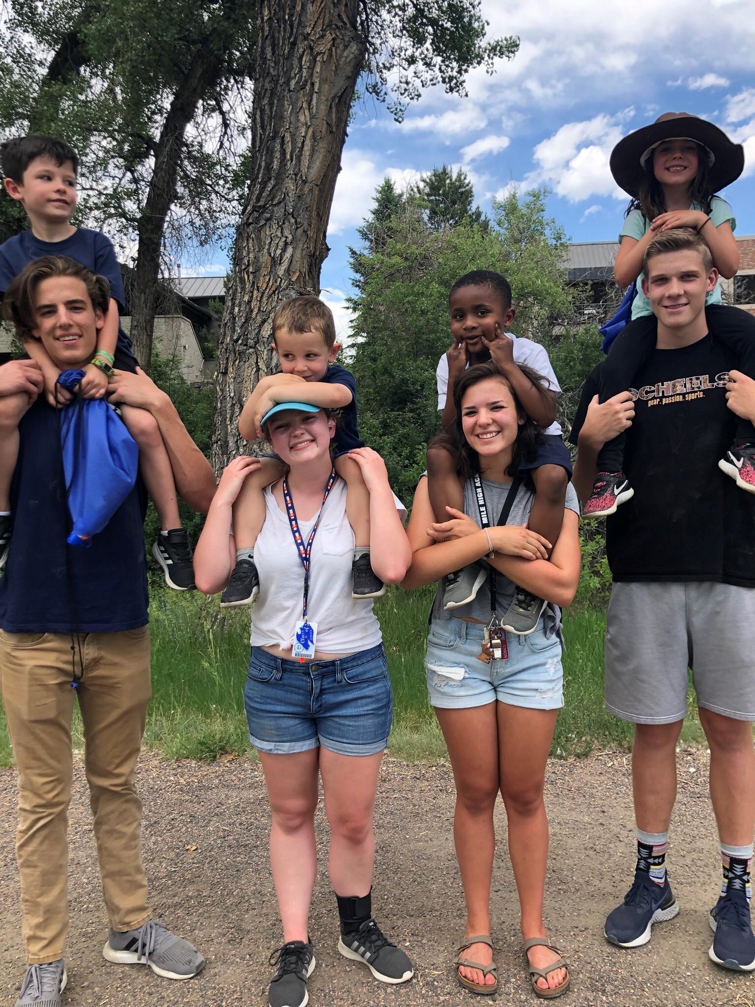 MHA Camp Counselors - Mile High AcademyMile High Academy