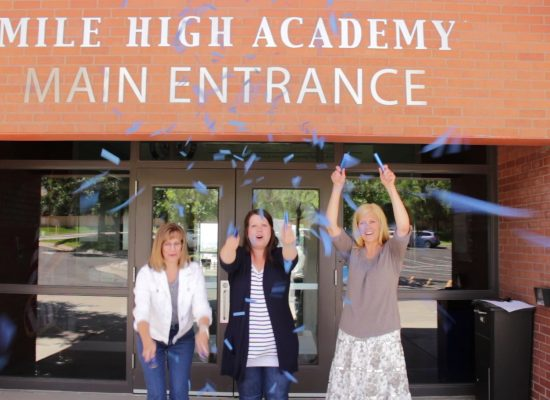 Mile High Academy Reaches Debt-Free Goal