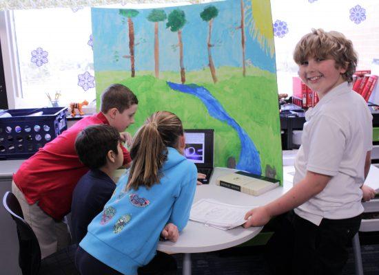 RWL 4th Grade Environmental Sciences