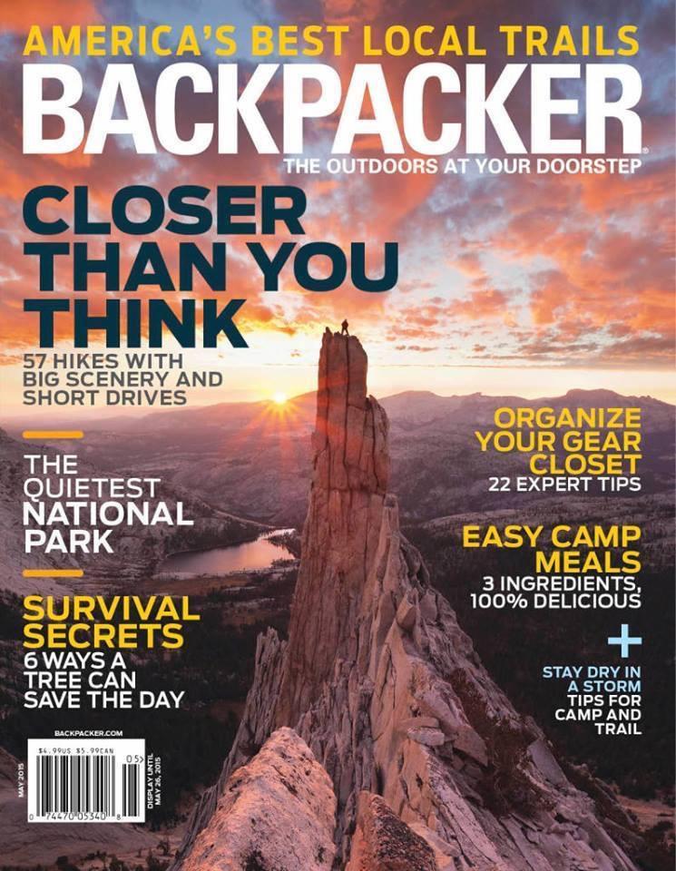Alumnus, Grant Ordelheide, Makes Cover of Magazine