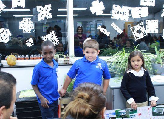 1st Grade Presents Grant Proposals