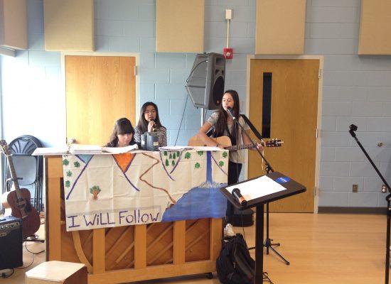 Student Led FOCUS Week Ends