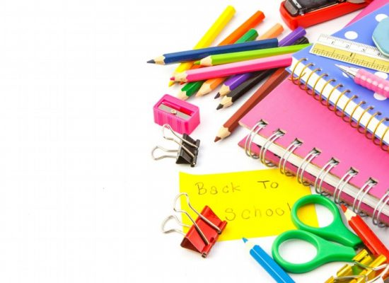 5 Tips for Getting Ready for a New School Year